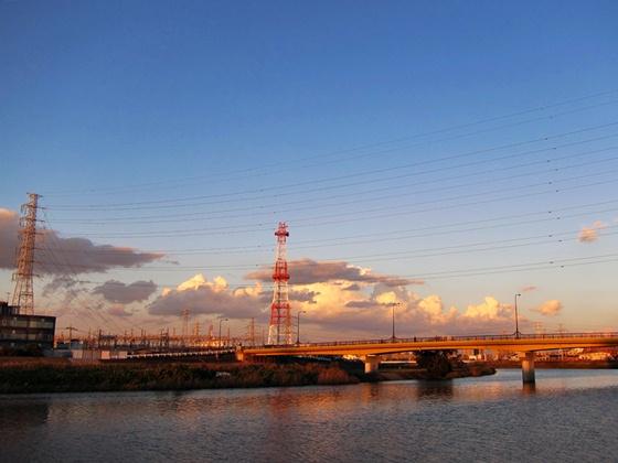 1121鶴見川の秋09