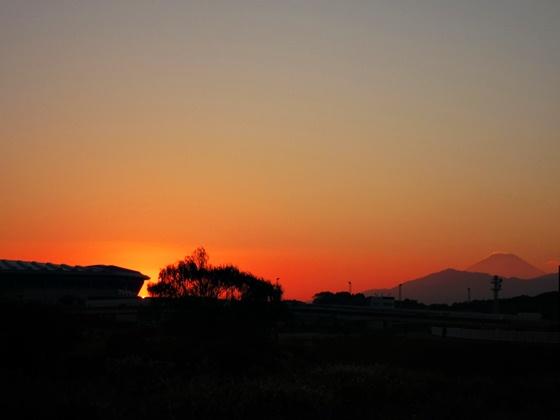 1121鶴見川の秋11