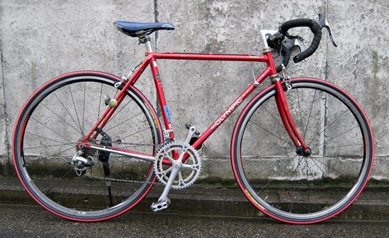 クロモリ自転車