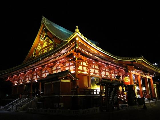 浅草夜景09