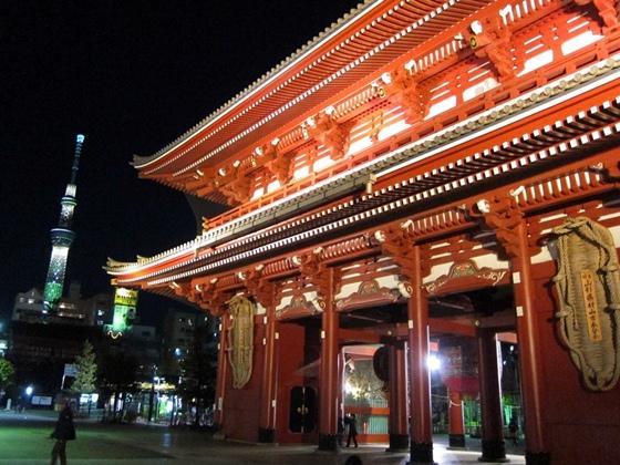 浅草夜景12