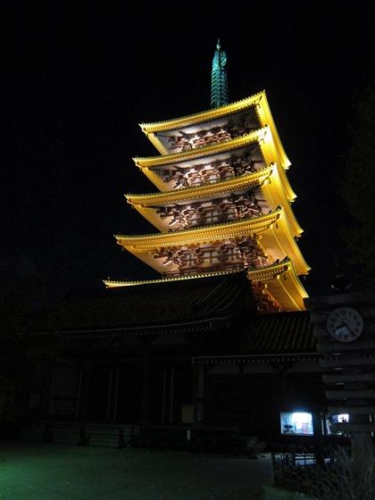 浅草夜景11