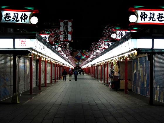 浅草夜景14