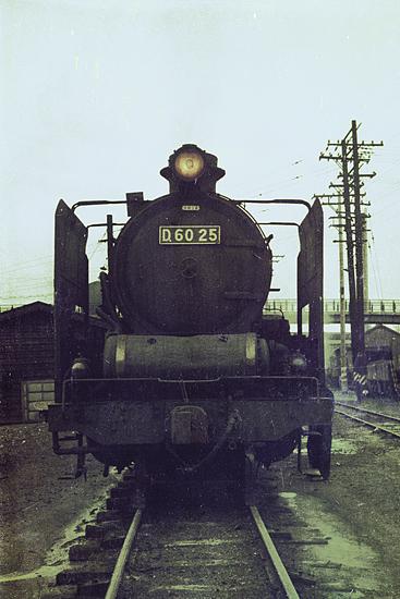 D6025号機