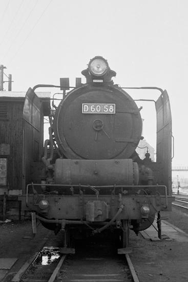 D6058号機