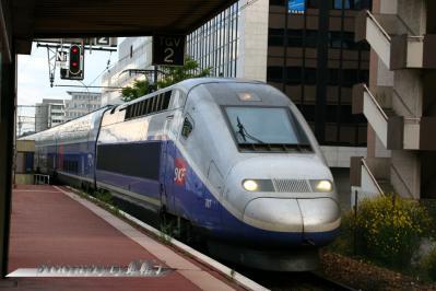 TGV LYON