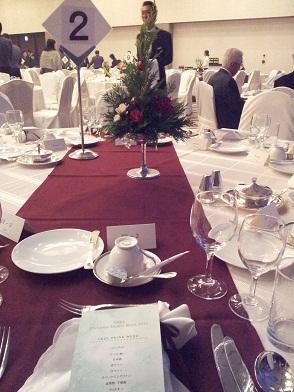 テーブル 2-1・2-2