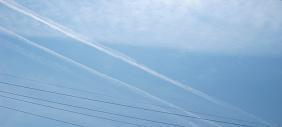 5月13日 愛知県上空