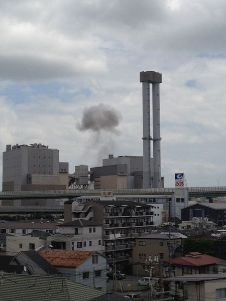 神戸製鋼 爆発 1
