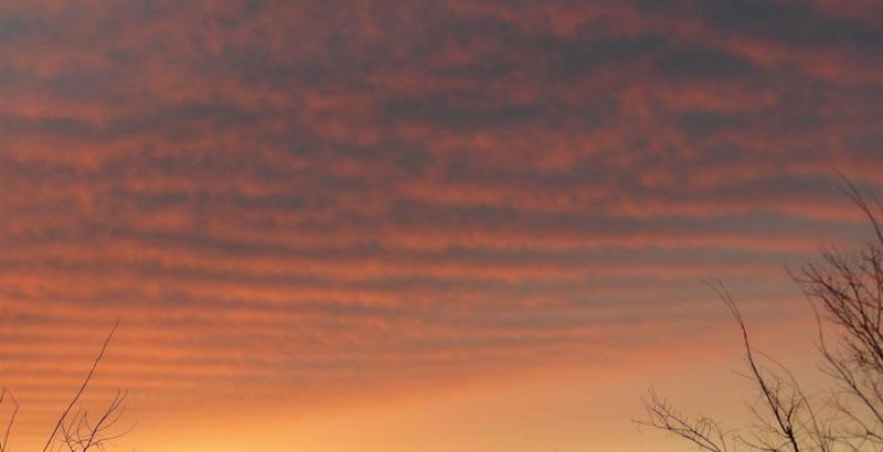 2012年12月28日 和光市上空