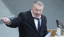 ウラジーミル・ジリノフスキー党首