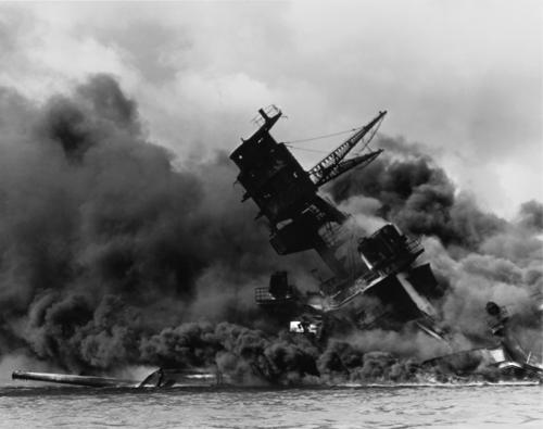 日本海軍のような攻撃型海軍を求める