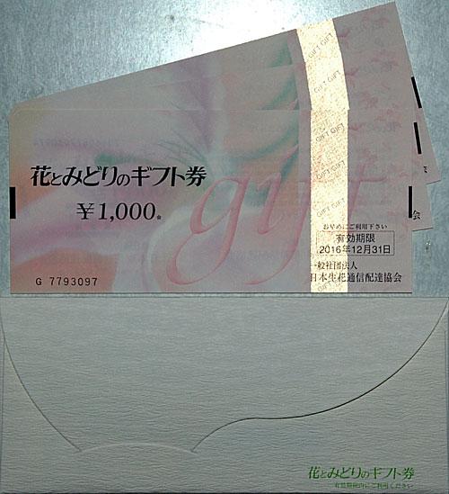 燦ホールディングス株主優待5