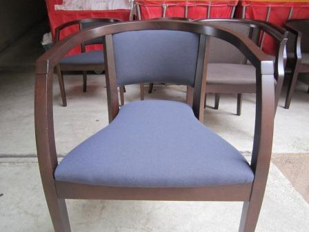 レストラン椅子(after)