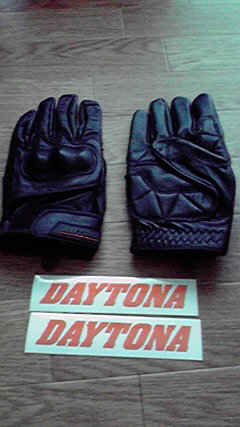 デイトナ手袋