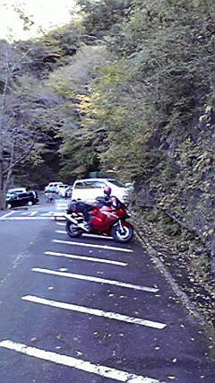 バイクならべ
