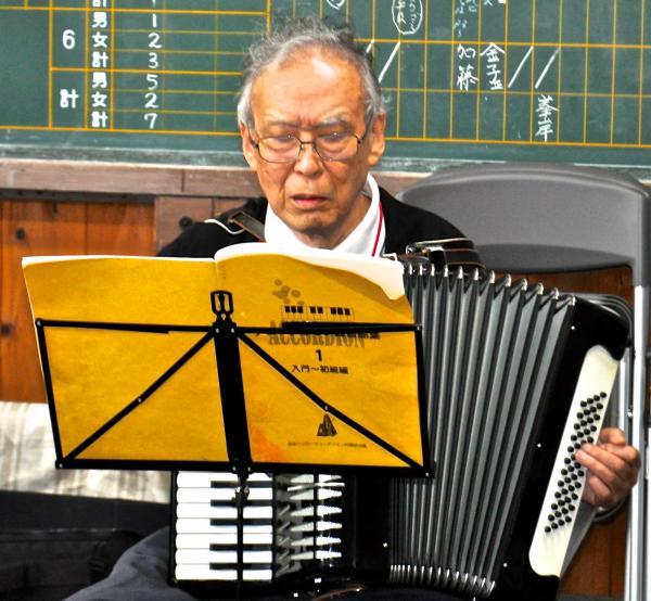 発表会:中村孝雄(最高齢者)