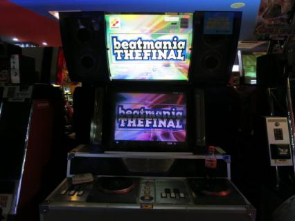 beatmania THE FINAL様