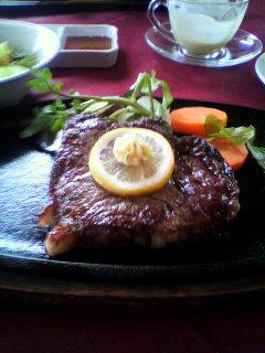 ステーキセット