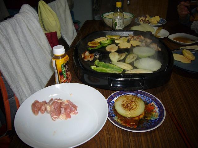 平成24年11月3日夕飯2
