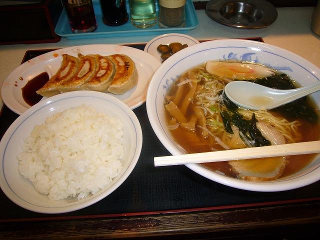 平成25年1月10日・夕食・セットA