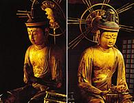 観音菩薩坐像