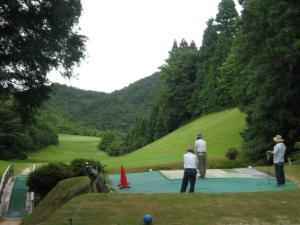 ゴルフ 763
