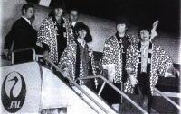 ザ・ビートルズ日本来日(1966.6.29)