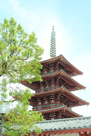 20120721 四天王寺
