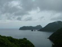 20140808 遠く御神島を始めて望む