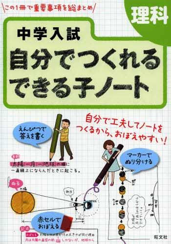 中学入試 自分でつくれるできる子ノート