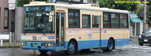 西工・日デオリジナル車体の346(KK-RM252GAN)