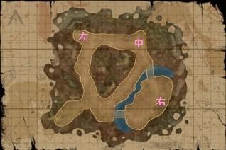 猛獣の密林MAP