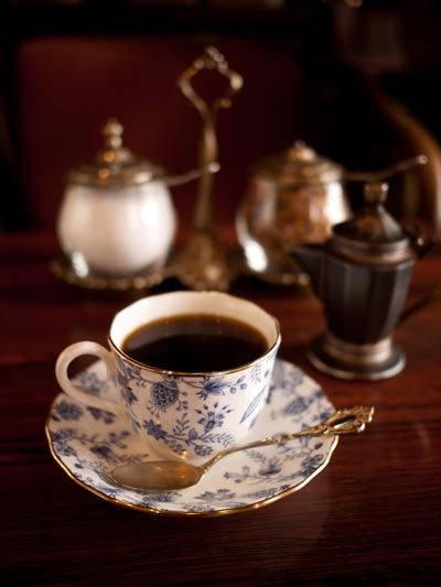 喫茶 ポプラ コーヒー