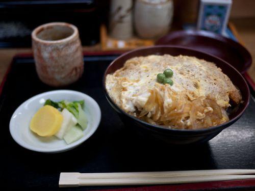 菊川 魚松 かつ丼
