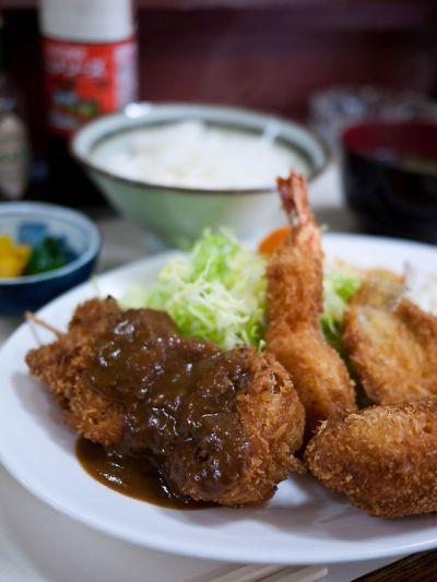 キッチンエイト エイト定食
