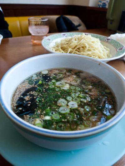 カナキン亭 焼津祢宜島店 つけ麺つけ汁
