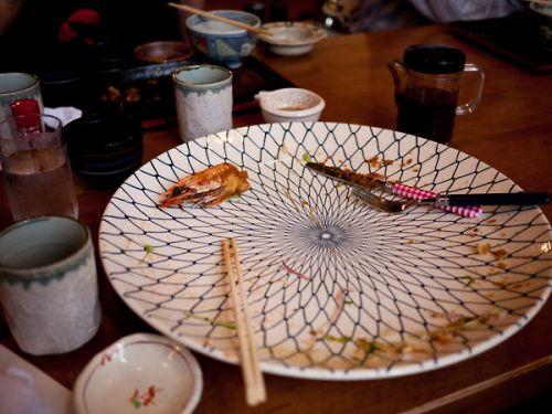 和食や 吉べえ大人のメガランチ 完食