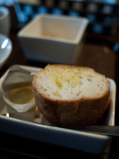 Caf'eちゅん ランチのパン