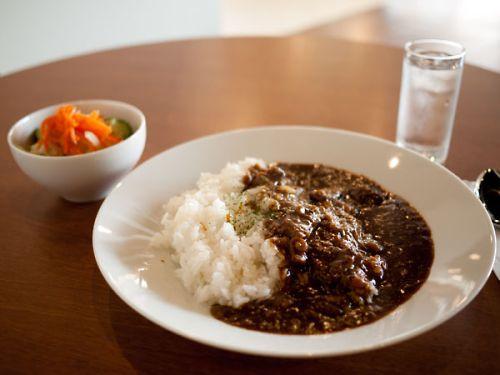 イグツィオーネ カフェ 浜松本店 カレー