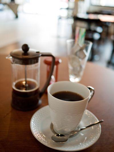 イグツィオーネ カフェ 浜松本店 コーヒー