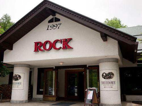 清里 ROCK 店の外観