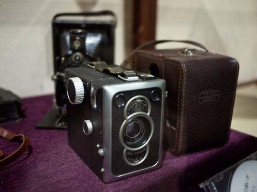 鳳来館のギャラリー カメラ
