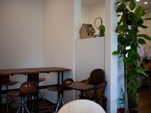 タイヨウコーヒー 店内