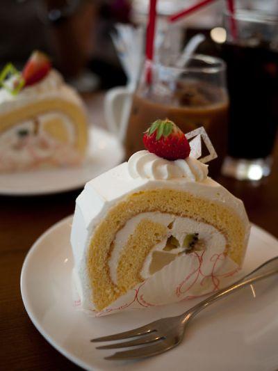 パティスリー ヴィールクレール ロールケーキ