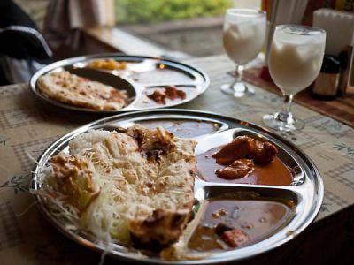 インド料理 ニューインダス ランチバイキング