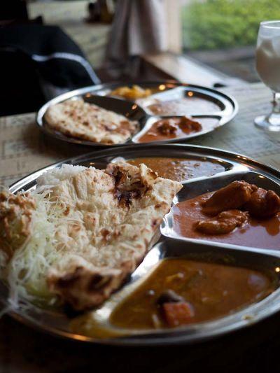 インド料理 ニューインダス カレー
