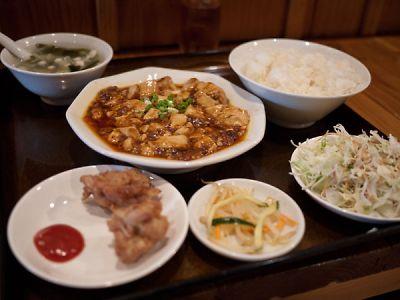中華料理 山東 ランチ