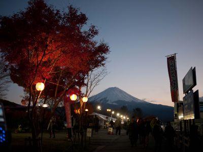 2012 河口湖もみじ祭り