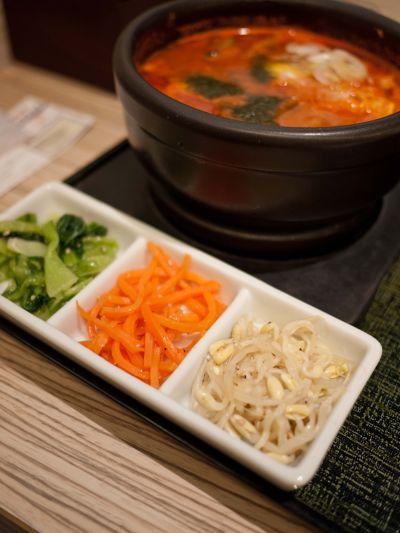 東京純豆腐 ランチの小鉢